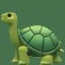 🐢 Schildkröte Emoji auf Apple-Plattform