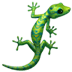 🦎 lizard Emoji on Apple Platform