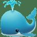 🐳 spouting whale Emoji on Apple Platform