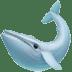 🐋 whale Emoji on Apple Platform