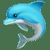 🐬 dolphin Emoji on Apple Platform