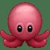 🐙 octopus Emoji on Apple Platform