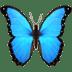 🦋 butterfly Emoji on Apple Platform