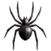 🕷️ spider Emoji on Apple Platform