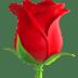🌹 rose Emoji on Apple Platform