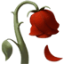 🥀 wilted flower Emoji on Apple Platform