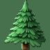 🌲 evergreen tree Emoji on Apple Platform