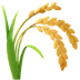 🌾 sheaf of rice Emoji on Apple Platform