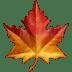 🍁 maple leaf Emoji on Apple Platform