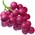 🍇 Grapes Emoji on Apple Platform