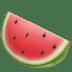 🍉 watermelon Emoji on Apple Platform