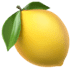 🍋 Lemon Emoji on Apple Platform