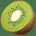 🥝 kiwi fruit Emoji on Apple Platform