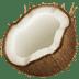 🥥 coconut Emoji on Apple Platform