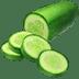 🥒 Cucumber Emoji on Apple Platform