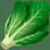 🥬 Leafy Green Emoji on Apple Platform