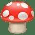 🍄 mushroom Emoji on Apple Platform