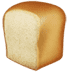 🍞 bread Emoji on Apple Platform