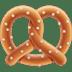 🥨 pretzel Emoji on Apple Platform