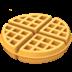 🧇 Waffle Emoji on Apple Platform