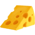 🧀 cheese wedge Emoji on Apple Platform