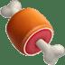 🍖 meat on bone Emoji on Apple Platform