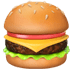 🍔 hamburger Emoji on Apple Platform