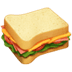 🥪 sandwich Emoji on Apple Platform