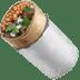 🌯 burrito Emoji on Apple Platform