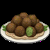 🧆 falafel Emoji on Apple Platform