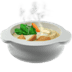🍲 pot of food Emoji on Apple Platform