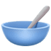 🥣 bowl with spoon Emoji on Apple Platform