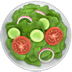 🥗 green salad Emoji on Apple Platform