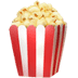 🍿 popcorn Emoji on Apple Platform