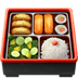 🍱 bento box Emoji on Apple Platform