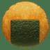 🍘 rice cracker Emoji on Apple Platform