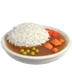 🍛 curry rice Emoji on Apple Platform