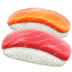 🍣 sushi Emoji on Apple Platform