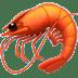 🦐 shrimp Emoji on Apple Platform