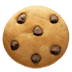 🍪 cookie Emoji on Apple Platform
