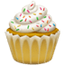 🧁 Cupcake Emoji on Apple Platform