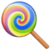 🍭 Lollipop Emoji on Apple Platform