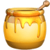 🍯 honey pot Emoji on Apple Platform