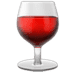 🍷 wine glass Emoji on Apple Platform
