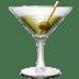 🍸 cocktail glass Emoji on Apple Platform