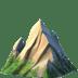 ⛰️ पर्वत एप्पल प्लेटफ़ॉर्म पर इमोजी