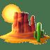 🏜️ desert Emoji on Apple Platform