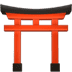 ⛩️ shinto shrine Emoji on Apple Platform