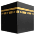 🕋 Kaaba Emoji on Apple Platform