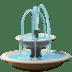 ⛲ fountain Emoji on Apple Platform